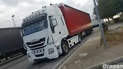 To Fit Iveco Stralis Cube Hi-way Active Space Time Steel Front Roof Light Bar