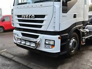 To Fit Iveco Stralis Cube + Hi-way Active Space Time Grill Bar C + Oval Spots