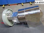 Tel Tokyo Electron Pr300z Wafer Spin Motor Beol Cleaning System Used Working