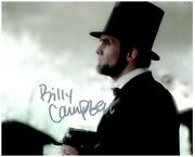 Billy Campbell Signed Autographed Killing Lincoln 8x10 Photo D