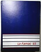 Fayetteville Nc Terry Sanford High School Yearbook 1983 North Carolina