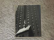 Rare Vintage Photographer Ny City Architecture By Heller Large Format Photo