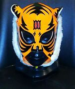 First Tiger Mask Private Mask 83 Year Killmono Made Rare From Japan F/s