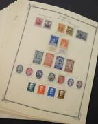 Edw1949sell Germany Mostly Cplt Collection Of Semi-postal And Bob Catalog 3168