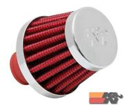 Kandn Vent Air Filter Multi-lang For 3/8-1/2id Flg X 2od 62-1600rd-l