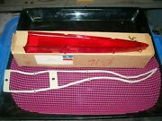 1964 65 Chrysler Imperial Nos Mopar Right Tail Lamp Lens And Collimator 2448842