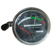 Ar45445 Tachometer With Red Needle For John Deere Tractor 4020 4000 4520