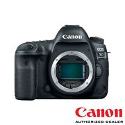 Canon Eos 5d Mark Iv Dslr Camera Body Only Usa Authorized