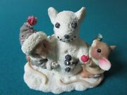 Priscilla Mouse Tales By Enesco In The Emadow We Can Build .... Nib Hollidays