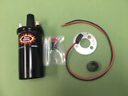 Oliver 66 660 550 Super 55 44 Hot Coil Electronic Ignition Conversion Kit