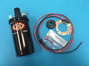 Ford 600 800 900 Workmaster Tractor Hot Coil Electronic Ignition Conversion Kit