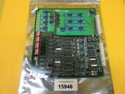 Nikon 4s017-646-2d Relay Control Card Pcb Opdctrl Nsr-s202a System Used Working