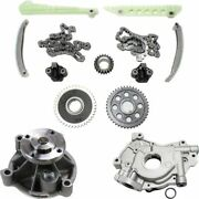 Crown Victoria Marquis Town Timing Chain Kit With Oil Pump And Water Pump 4.6 New