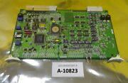 Nikon 4s018-752 Relay Driver Card Pcb Rmdrvx4 Nsr-s205c System Used Working