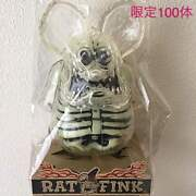 Rat Fink X Ray Secret Base Moon Eyes World Limited 100 Pieces Rare From Japan
