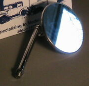 1930-1931 Model A Ford Ratrod Streetrod Windshield Staunchion Mirror Open Cars