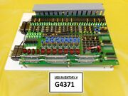 Asm 02-140183-01 Pcb Interface Panel Du Rh Optn Assembly Untested As-is