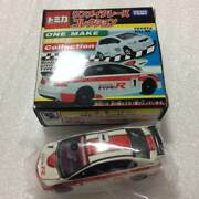 Tomica Civic Type R Takara Tomy One Makeup Race Collection Rare From Japan F/s