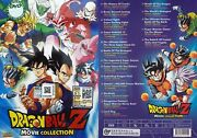 Anime Dvddragon Ball Z 18 In 1 Movie Collectioneng Subandall Region+free Gift