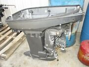 2003 Suzuki Dt200hp Outboard 25 Midsection