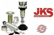 Jks Acos Pro Front Adjustable Coil Spacer For 84-01 Jeep Cherokee Xj Comanche Mj