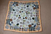 Vtg Nicole Miller - Shopping And Gift Bags And Dept. Stores - Womenand039s Silk Scarf