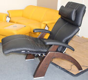 Human Touch Omni Motion Pc-610 Power Electric Perfect Chair Recliner Espresso