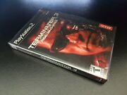 Terminator 3 Rise Of The Machines [ps2] [playstation 2] [2003] [brand New]
