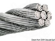 Osculati Wire Rope Aisi 316 133-wire 8 Mm
