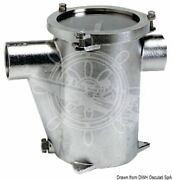 Osculati Water Cooling Engine Filter Aisi 316 Rina 11/4