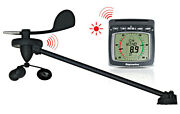 Raymarine T101 Wind System With Analog Display Transducer And Mounting Base