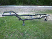 Rat Rod Street Rod Stage I Fabricated Spring Behind Chassis