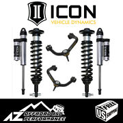 Icon 0-3 Suspension System Stage 3 Tubular Uca For 2015-2020 Ford F150 2wd
