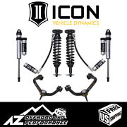 Icon 1.75-3 Suspension System Stage 4 Tubular Uca For 2015-2020 Ford F150 2wd