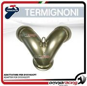 Temignoni Adapter For Silencer For Ducati Panigale 899/1199 20122016