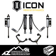 Icon 1.75-2.63 Suspension System Stage 4 Tubular Uca For 2014 Ford F150 2wd