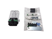 Bussmann Cfh 8 Pin Waterproof Atm Fuse And 20 Amp Ultra Micro Relay Holder Kit 12v