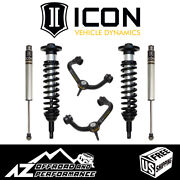 Icon 0-2.63 Suspension System Stage 2 Tubular Uca For 2009-2013 Ford F150 2wd