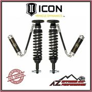 Icon 1.75-2.63 2.5 Vs Rr Front Coilover Kit For 2009-2013 Ford F150 4wd 91800