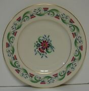 Lenox Monterey O301 Dinner Plate Best More Items Available Pink Flowers