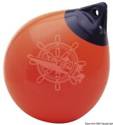 Polyform A4 Fender And Buoy White/blue Head