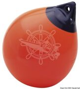 Polyform A6 Fender And Buoy White/blue Head