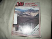 American Motorcyclist Magazine 1986, All 12 Issues, Vintage, Flexi Flyer
