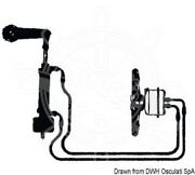 Osculati Vetus Mt52 Steering System Double