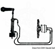 Osculati Vetus Mt125 Steering System Double