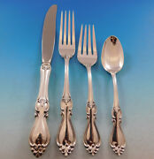 Queen Elizabeth I By Towle Sterling Silver Flatware Set For 8 Service 32 Pieces