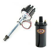 Pertronix D200800/45111 Distributor/ignition Coil Set For 55-98 Chevy Marine
