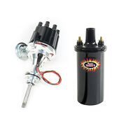 Pertronix D143700/45011 Distributor/ignition Coil For Imperial/charger/satellite