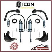 Icon S2 Secondary Shock System Stage 3 For 16-21 Toyota Tacoma