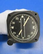 Aircraft Instruments And Development Compass P/n 17-100 0518-356
